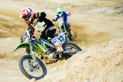Action, Adventure, Biker Royalty Free Stock Photos