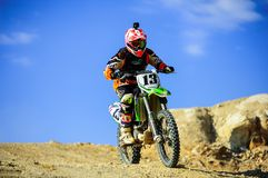 Action, Adventure, Biker Royalty Free Stock Images