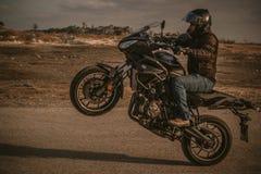 Action, Bike, Biker Stock Photography