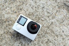 Action camera Stock Images