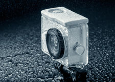 Action camera Royalty Free Stock Image