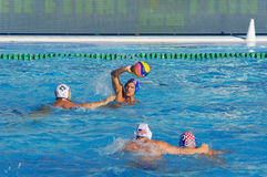 Action of the Croatian Team by Miho Boskovic Stock Photos