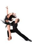 action dancers Στοκ φωτογραφία με δικαίωμα ελεύθερης χρήσης