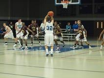 Action de basket-ball images libres de droits