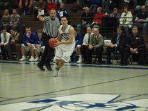 Action de basket-ball Photographie stock