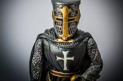 Action figure di Templar Immagini Stock