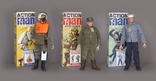 Action Man / G.I Joe Stock Photos