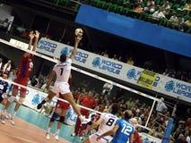 Action of Mastrangelo stock image