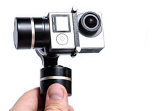 Action sport camera Stock Photography