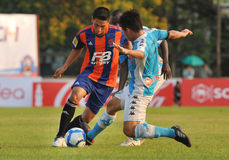 Action In Thai Premier League Stock Photos