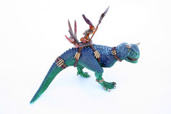 Action toy Royalty Free Stock Image