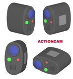 Actioncam Стоковые Фото
