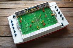 Actionnez le conseil du football de tir et les jeux traditionnels par des jouets de Tomy Photographie stock
