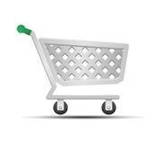 Actions de vecteurde Cartd'achats Images stock