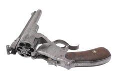 78 1874 actions double Allemagne ont effectué le système wesson de forgeron de la Russie de revolver Photos stock