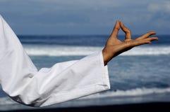Actitud 4 del zen Imagenes de archivo
