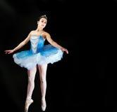 Actitud clásica de la danza Imágenes de archivo libres de regalías