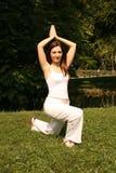 Actitud de la danza Imagen de archivo libre de regalías