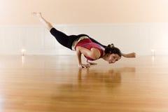 Actitud de la yoga Imagenes de archivo