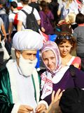 Actitudes de Nasreddin Hodja Imagen de archivo