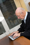 Activ Älterer Stockfotografie
