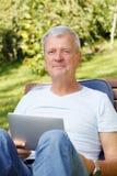 Activ-Senior Lizenzfreie Stockfotos
