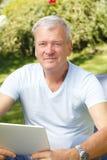 Activ-Senior Lizenzfreie Stockbilder