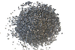 Activated Carbon for Water Treatment Texture. Stock Photos stock image