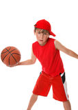 Active basketball Royalty Free Stock Photo