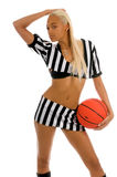 Active Basketball Girl Stock Photos