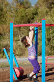 Active child playground stock images