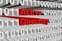Active Directory Imagen de archivo libre de regalías