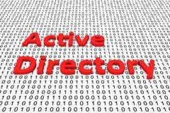 Active Directory Fotografía de archivo libre de regalías