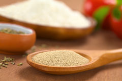 Active Dry Yeast Royalty Free Stock Photography