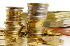 Active financeiro Fotos de Stock Royalty Free
