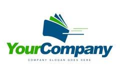 Active Folder Logo Stock Photo
