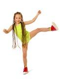 Active girl Royalty Free Stock Photos
