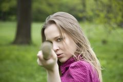 Active Girl Stock Images