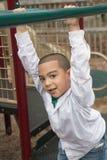 Active hispanic boy Royalty Free Stock Images