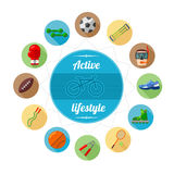 Active lifestyle Stock Photos