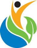 Active logo Stock Photos