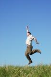 Active man Stock Image