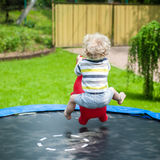 Active outdoor games Royalty Free Stock Images