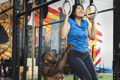Active People Sport Workout Concept Stock Images