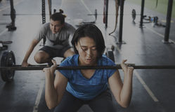 Active People Sport Workout Concept Stock Photo