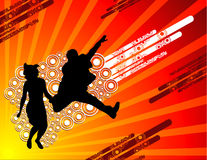 Active people vector Stock Photos