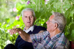 Active retirement Stock Images