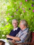 Active retirement Royalty Free Stock Photo