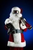 Active santa Stock Images