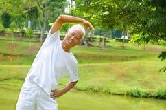 Active senior Stock Photos